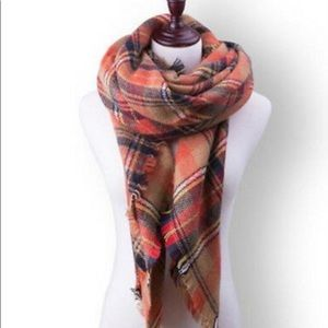 Accessories - New pashmina blanket scarf